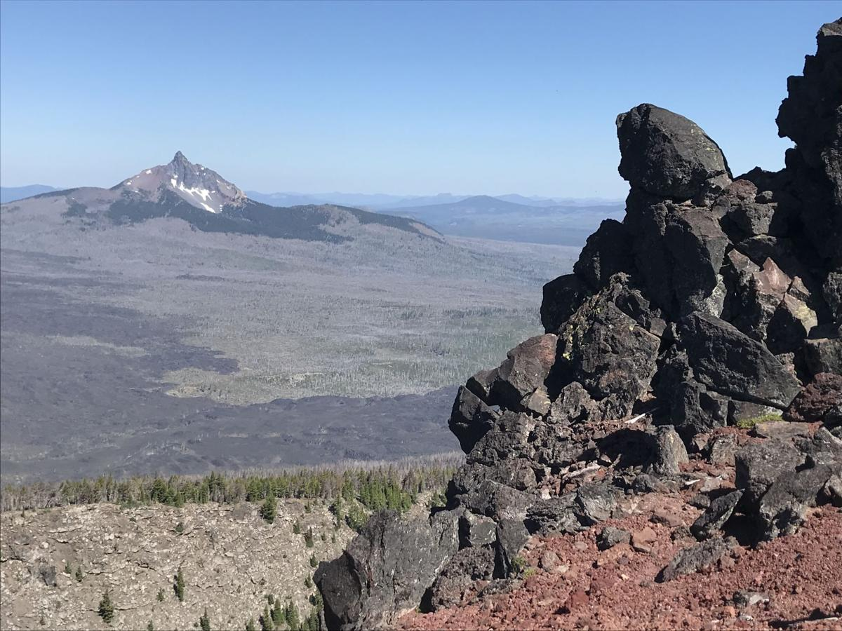 Black Crater hike is a tough test for hikers, with plenty of rewards (copy)