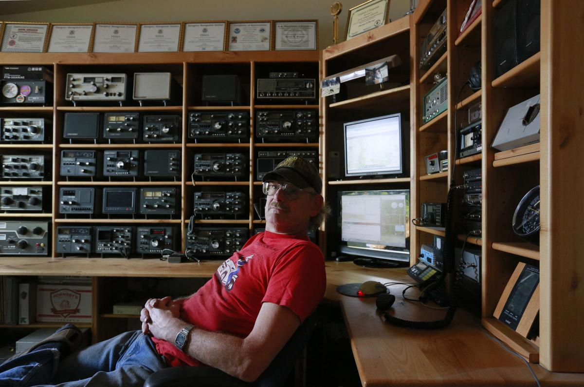 Storm spotters keep eyes on the sky