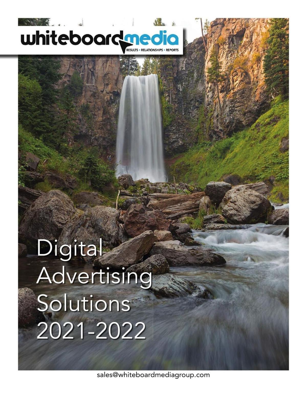 Whiteboard Digital Media Kit