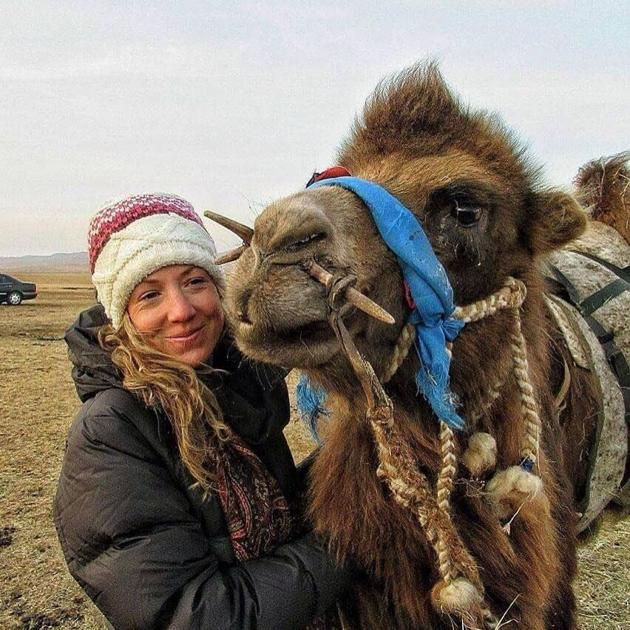 Bend woman returns from journey around the world