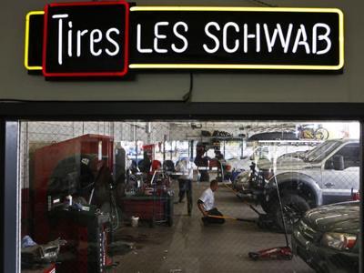 Les Schwab Tire Centers sues glue supplier for $3.9 million