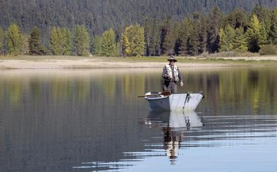 Fishing season in full swing in Central Oregon