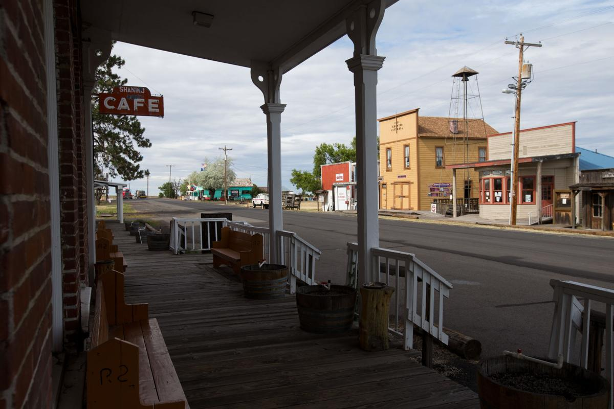 After 8 years, Pamplin takes historic Shaniko buildings off market