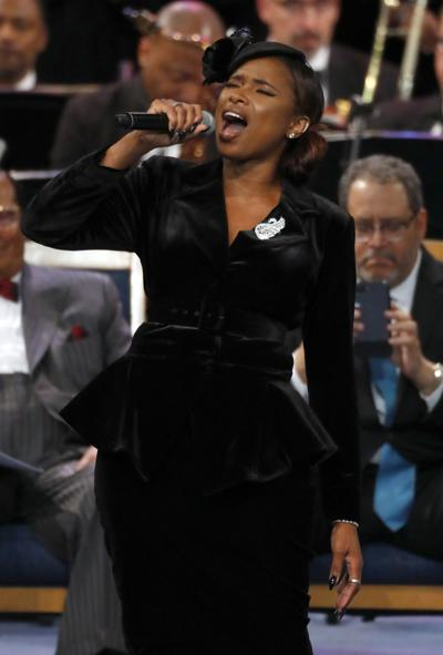 Jennifer Hudson is about to raise her 'Voice' again