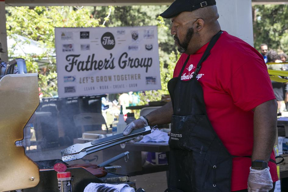 Black fathers form group to share experiences in Bend