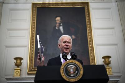 Turned off by Biden's approach, GOP opposition to stimulus relief intensifies