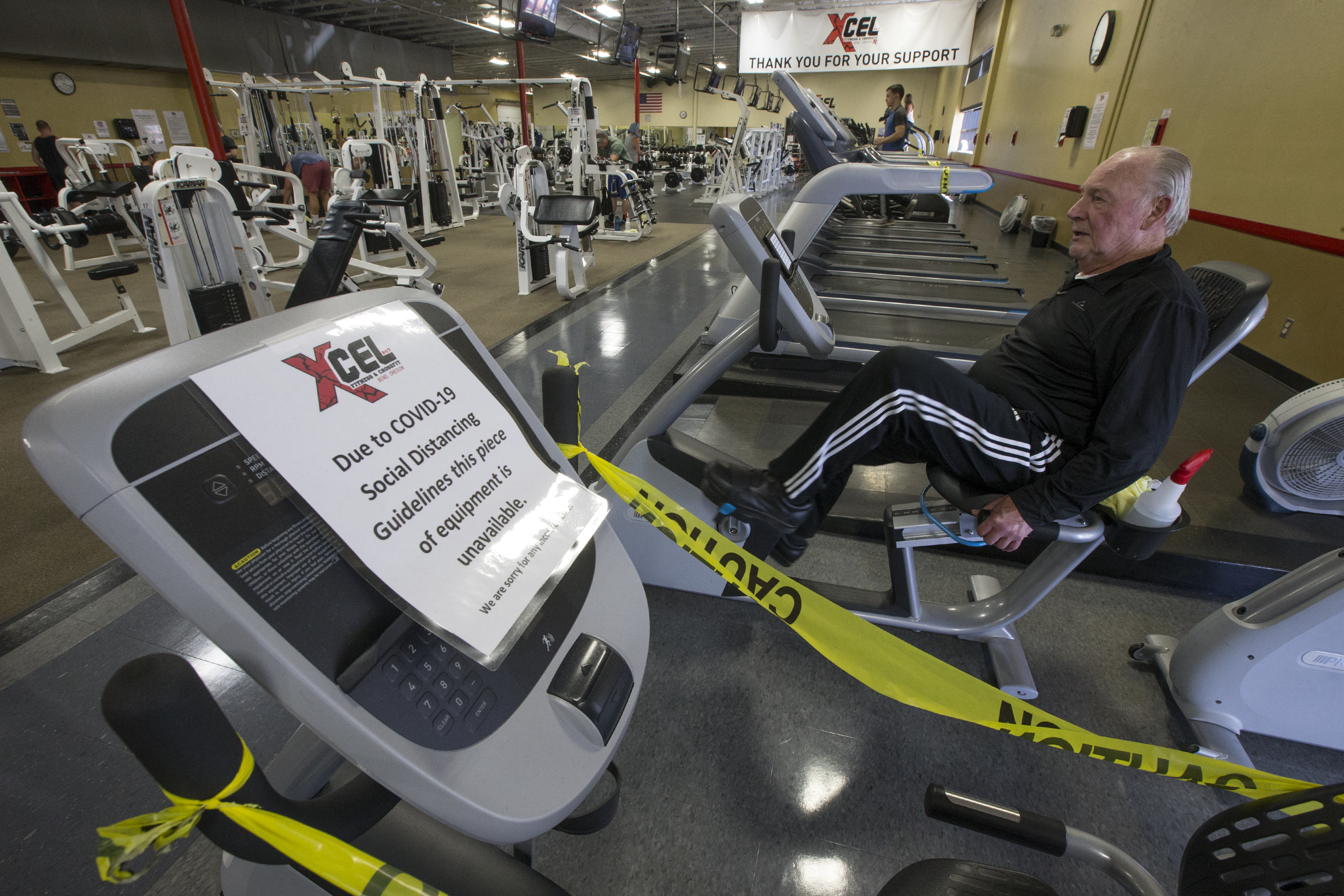 Local Gyms Opening Up With Covid 19 Guidelines Coronavirus Bendbulletin Com