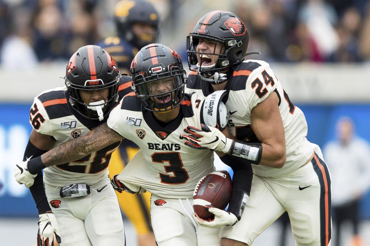 Oregon State's defense steps up to stifle Cal in Beavers' 21-17 win
