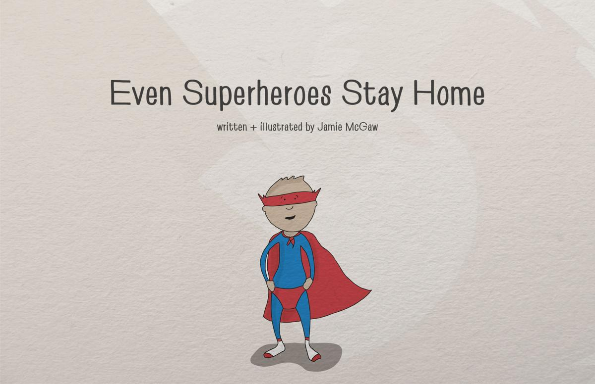 even superheroes