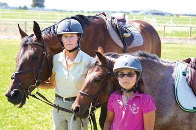 Bend Horse Show Draws Local Ire Local State Bendbulletin Com
