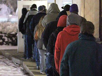 Cold shelters open for homeless in Deschutes County