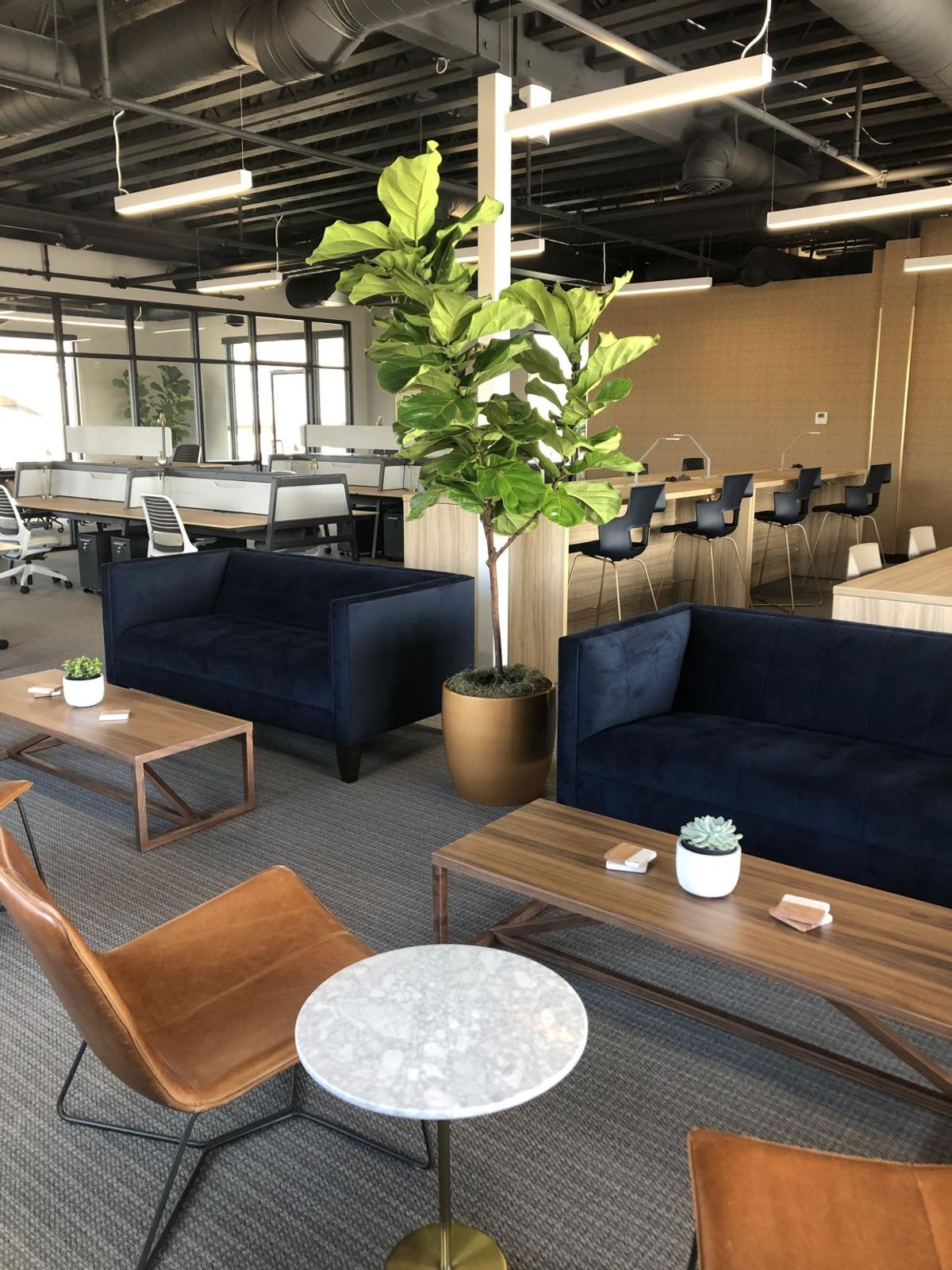 Co-working space in Bend provides havens for remote workers