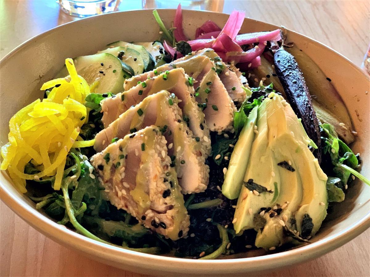 Restaurant Review: Boxwood Kitchen