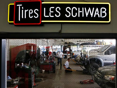 Les Schwab sold to California hedge fund
