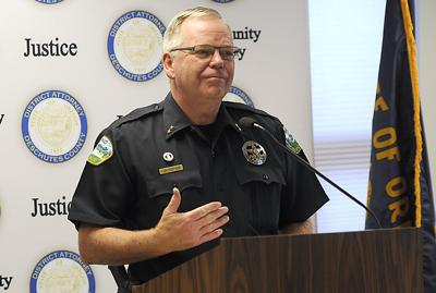 Bend Police Chief Porter explains decision to retire