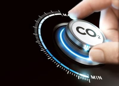 Reduce Carbon Dioxyde Footprint. CO2 Removal
