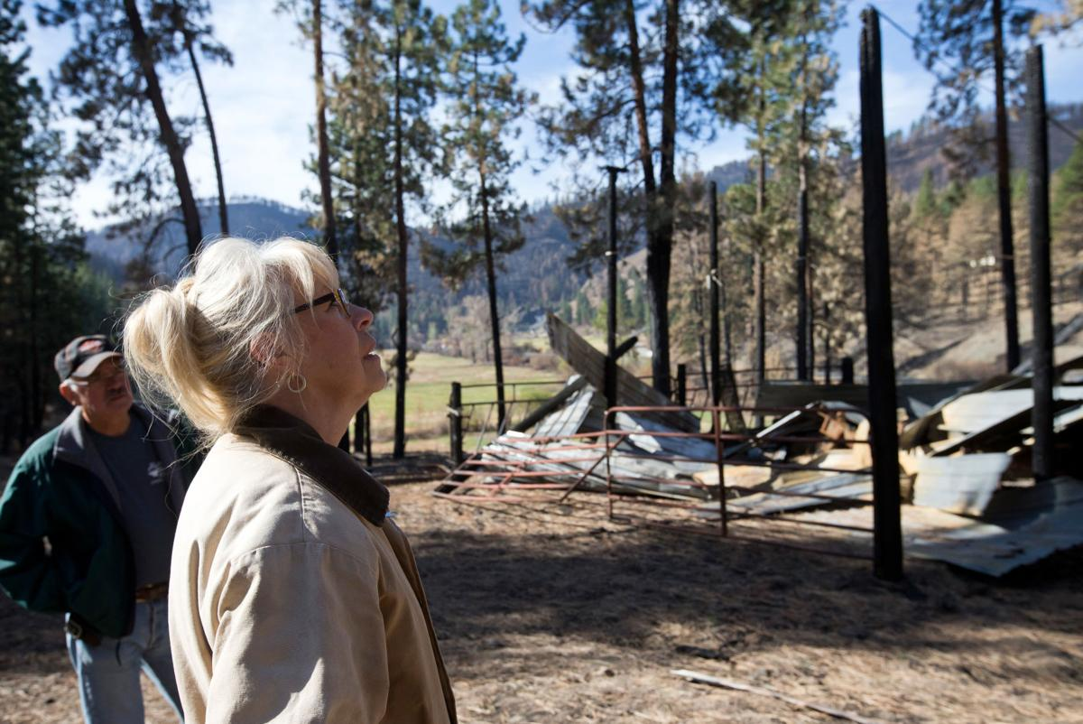 Canyon Creek Complex Fire: After the flames