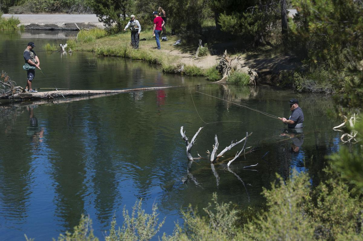 Fall River fishing is at its best  Outdoors  bendbulletin.com