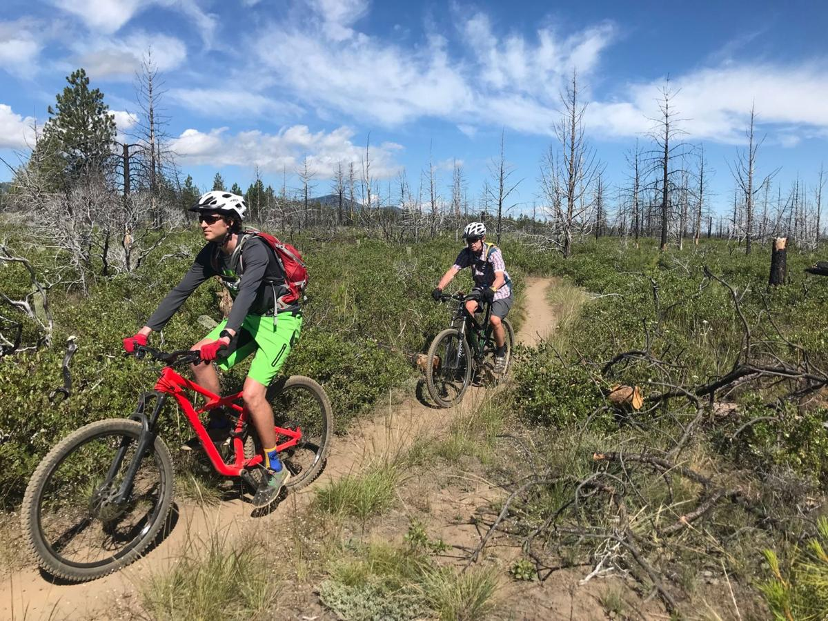 Mountain Bike Trail Guide: Mrazek