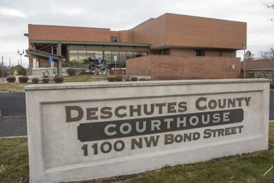 Deschutes courthouse