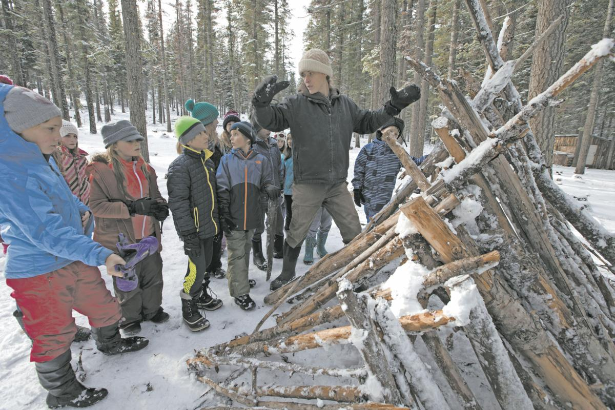 Students' survival skill lesson brings literature to life