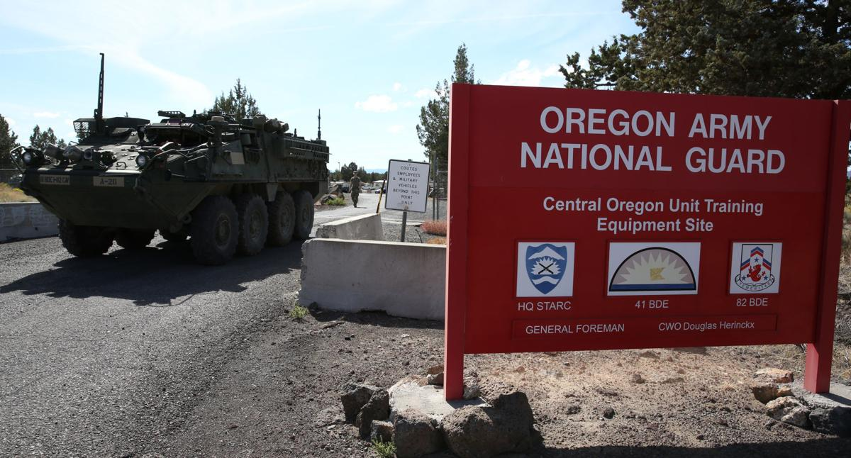'Forever chemicals' found in water at Oregon National Guard bases, school