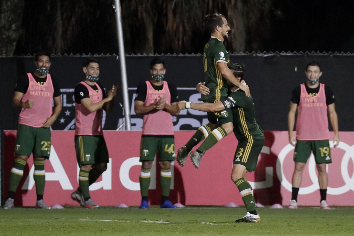 MLS Union Timbers Soccer