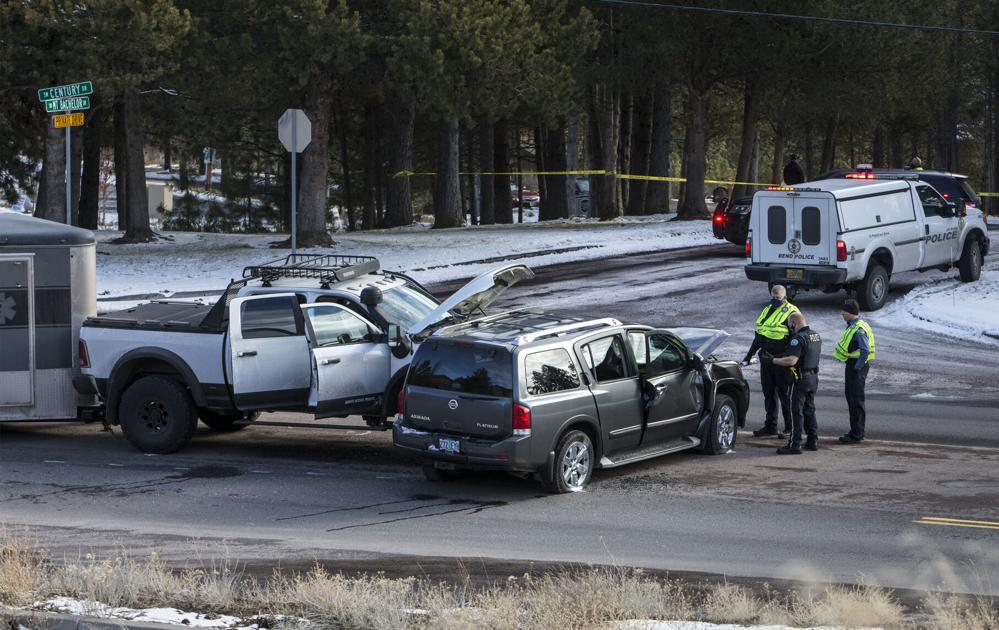 Driver killed in Century Drive crash identified