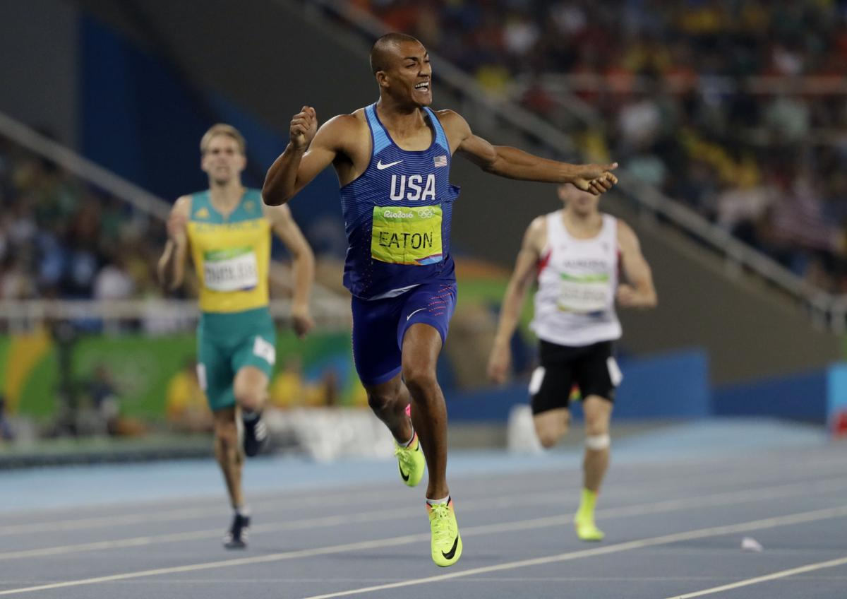Bend's Ashton Eaton ponders life after track and field