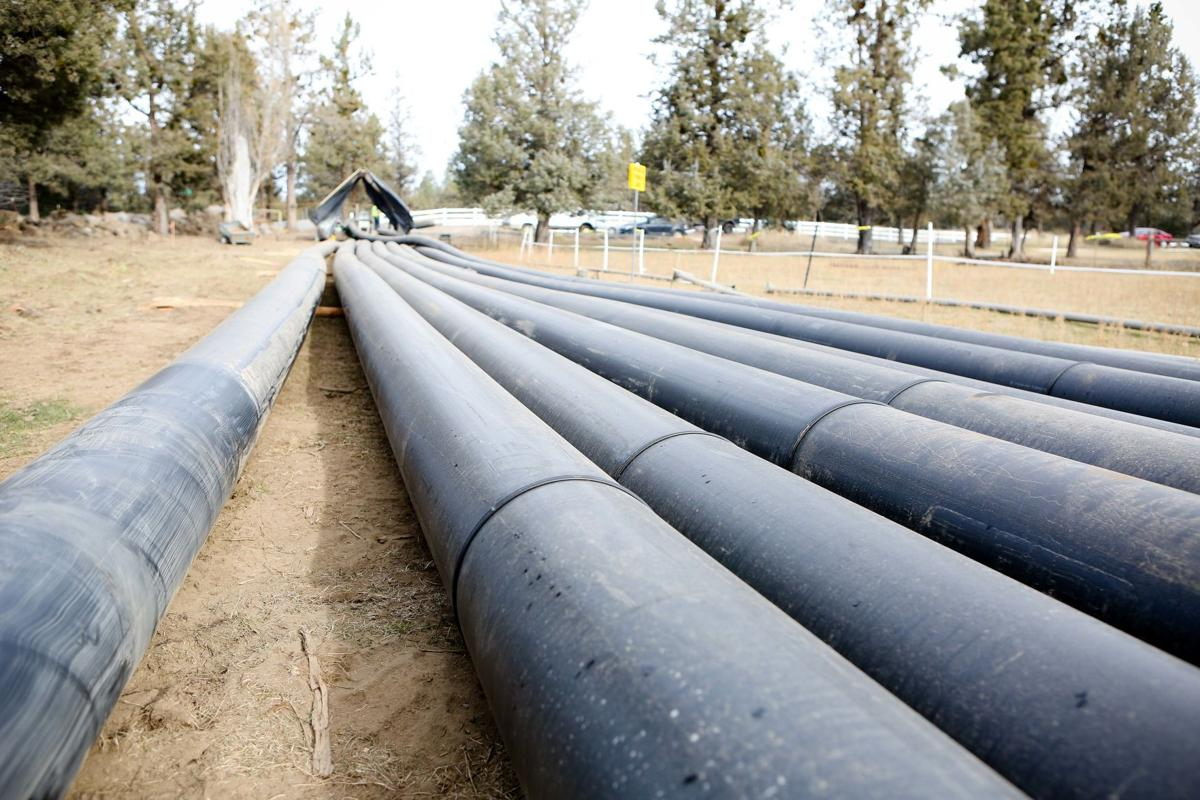 Rogers pipeline project