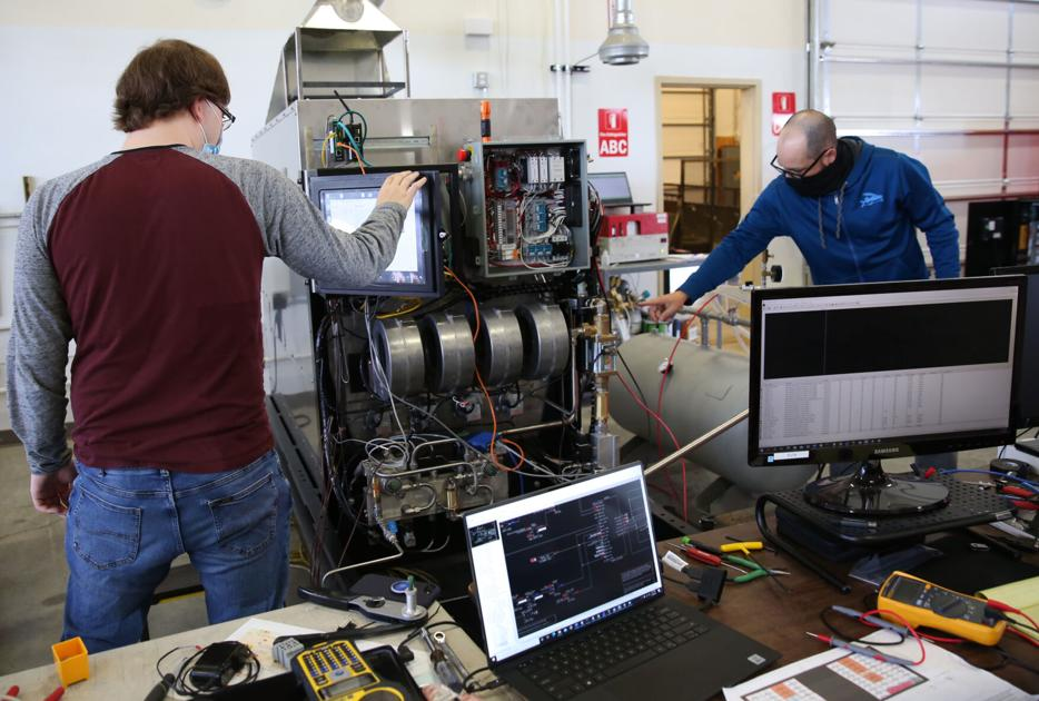 Bend company develops technology to advance hydrogen fuel cells