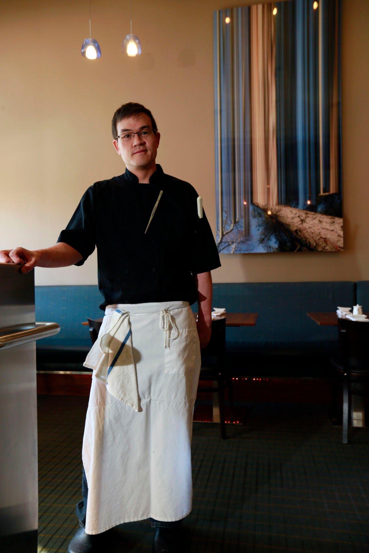 Bend chef gets big nod