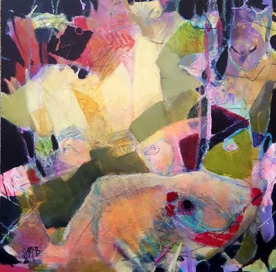 Featured artist: painter Dee McBrien-Lee