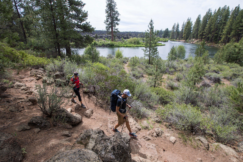 A Busy Hiking Season Is Underway In Central Oregon Central Oregon Adventures Bendbulletin Com