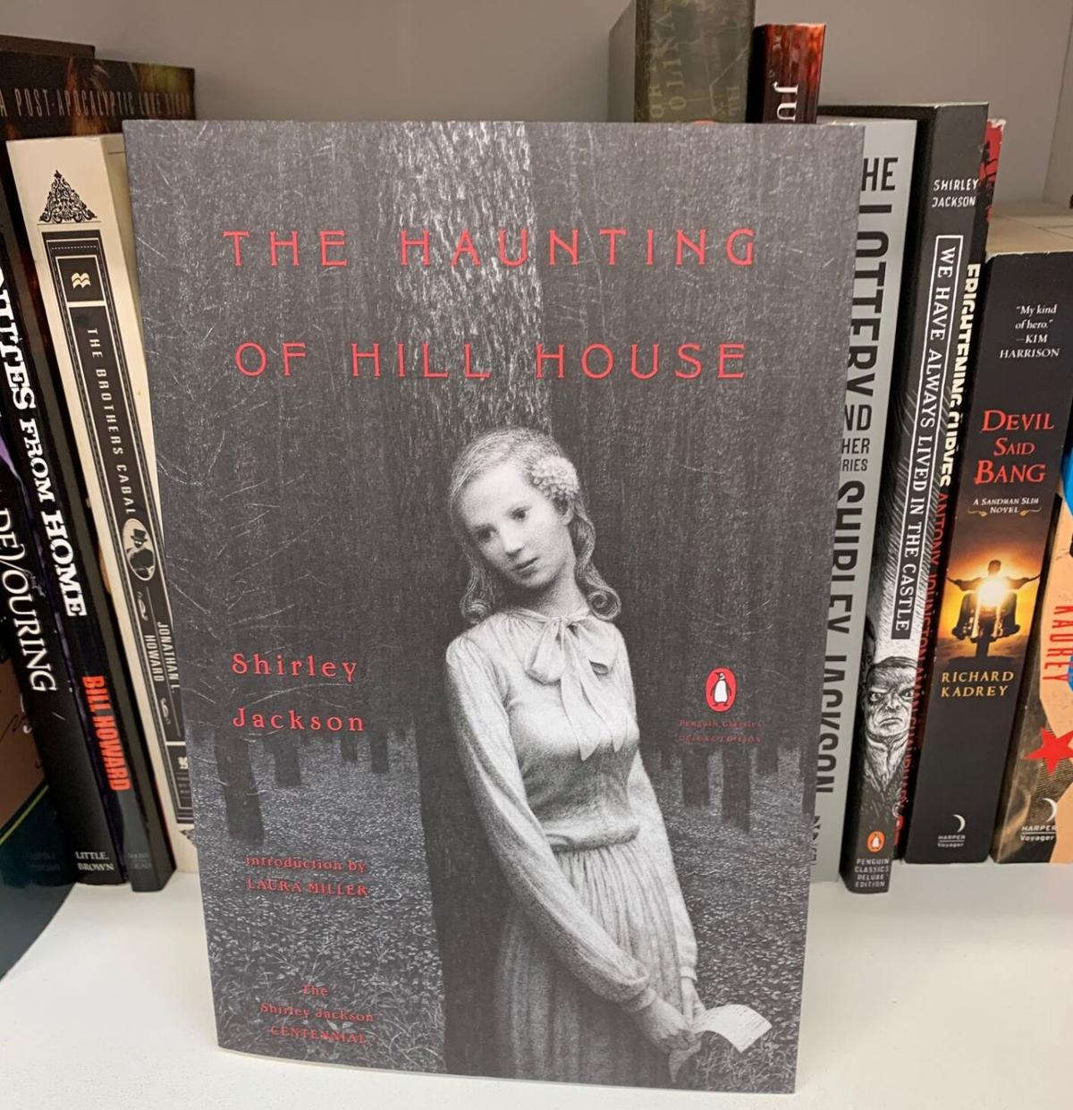 haunting of hill house shirley jackson