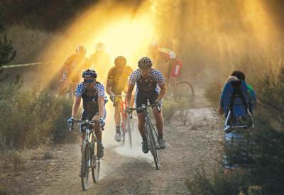 Cyclocross bike racing in Bend (copy)