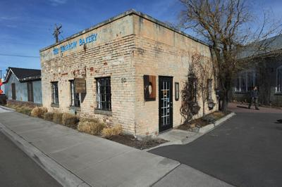 Sparrow Bakery has occupied this former iron works building for 15 years