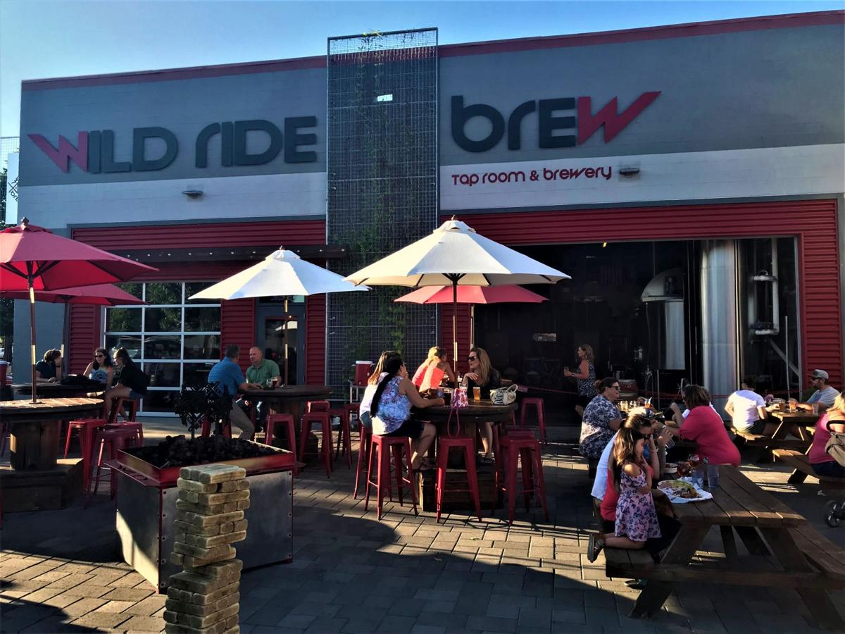 Restaurant review: Wild Ride Brewing Food Carts