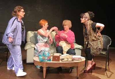 Bend playwright Daniel lands deal with 'Menopause the Musical' creator