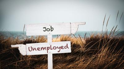 Street Sign to Job versus Unemployed