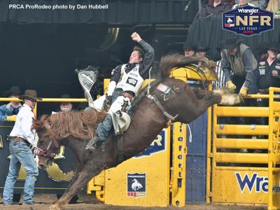 Terrebonne S Foss Ties For 2nd At Nfr Sports