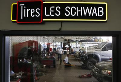 les schwab tire centers to sell company business bendbulletin com les schwab tire centers to sell company