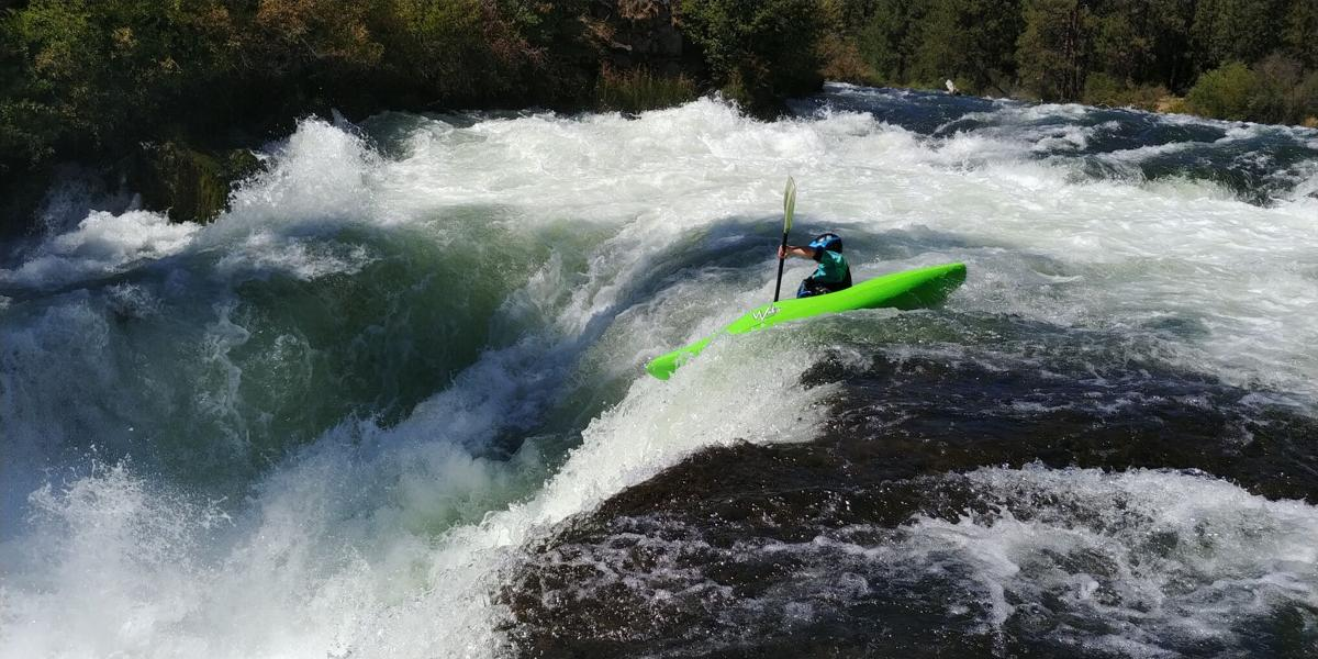 A clean Deschutes River Triple Crown run means avoiding a bootie beer