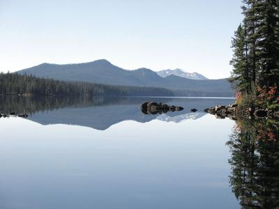 Waldo, Crater lakes could get new state protection