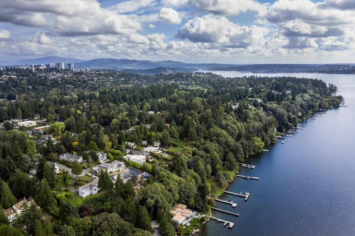 The city where Bezos, Gates live wants a tax increase