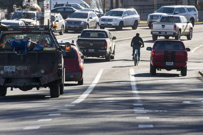 Bill would redefine bike lanes as extending through intersections