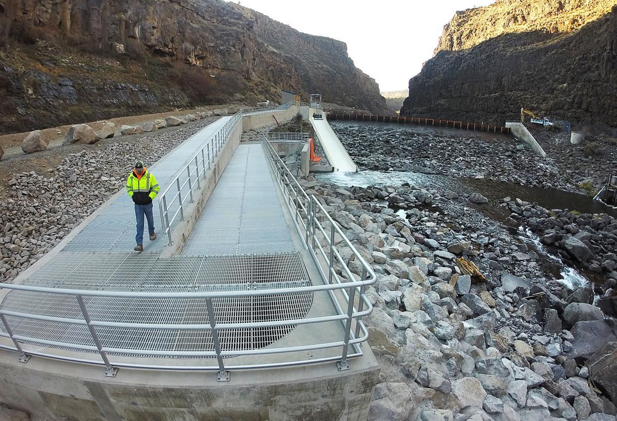 Opal Springs Dam