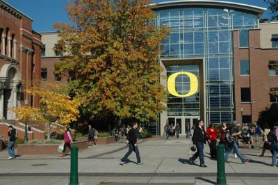 The University of Oregon is pushing its acceptance deadline back from May 1 to September 1 to help ease prospective student stress during the coronavirus pandemic. Terry Richard, The Oregonian/OregonLive