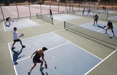 Pickleball club, school athletic officials clash over courts (copy)