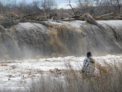 Hermiston flood